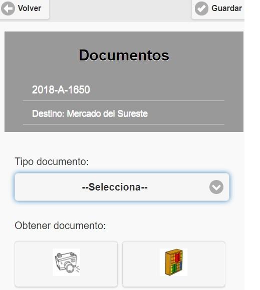 App Transporte Ancasa